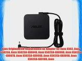 Asus Original 65W Replacement AC Adapter for Asus X502 Asus X502CA Asus X502CA-XX004H Asus