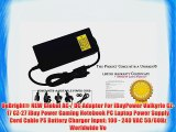 UpBright? NEW Global AC / DC Adapter For iBuyPower Valkyrie CZ-17 CZ-27 iBuy Power Gaming Notebook