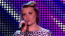 Ella Henderson's performance - Jason Mraz's I Won't Give Up