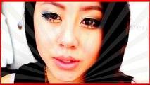 Park Bom 2NE1 FALLING IN LOVE MV Make Up Inspired Tutorial new 2015