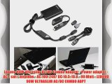 Lenovo 90W Ultraslim AC/DC Combo Adapter - Power adapter - AC / car / airplane - AC 100-240/