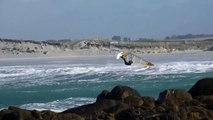 Surfing La Torche - Best Of - Bretagne, France - Carmina Burana - David Garrett