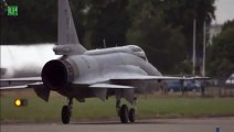 Pakistan Air Force PAF JF-17 Thunder at Paris Air Show (Full Show)