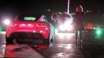 Jaguar Superbowl Commercial Funny 2014 Making Of  British Villains  Best Superbowl Ad CARJAM TV 2014