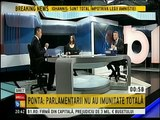 Dezbatere Iohannis Ponta B1 TV III