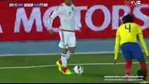 Jesús Corona Great Skills and Injury - Mexico vs Ecuador 19.06.2015