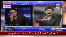 Indain Analyst Ki Pakistan Ko Dhamki Dene Par Shahid Latif Ne Class Le Li
