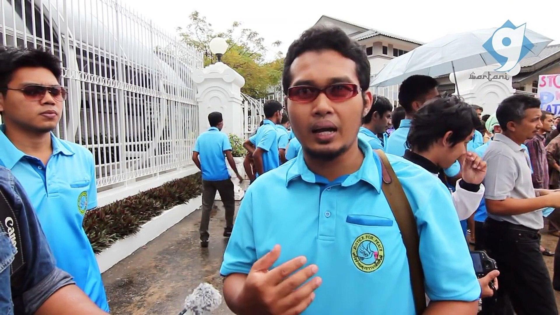 JOP BERSAMA NGOs PATANI | 010813