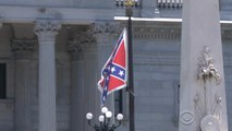 Confederate flag controversy amid S.C. grieving