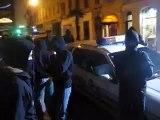 Tentative d'intimidation des jeunesses identitaires à Nice