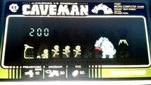LCD Games: Caveman