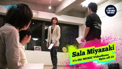 "Video News Spin-off#25 talent school ""Sala-miyazaki"""