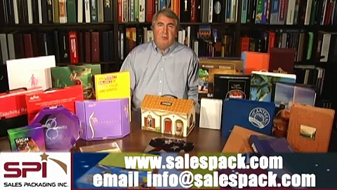Promotional Marketing Products: Sales Packaging Inc.