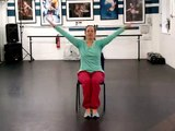 Seated Stretches for the Elderly or those with Limited Mobility