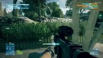 BF3 Beta - Sniping with IRNV Scope