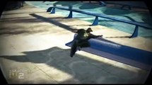 Skate 2 Funny Stuff , Bails , Skate 3 , Gameplay , Silly stuff , montage
