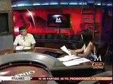 Juanito. Milenio Tv.  noticias.
