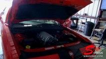 Dodge Challenger SRT8 HEMI Camshaft Upgraded valvetrain Header Custom Magnaflow Exhaust CAI Tuning