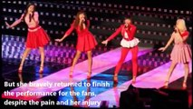 K-Pop Idols' Accidents and Falls Compilation - Bora Edition (SISTAR)