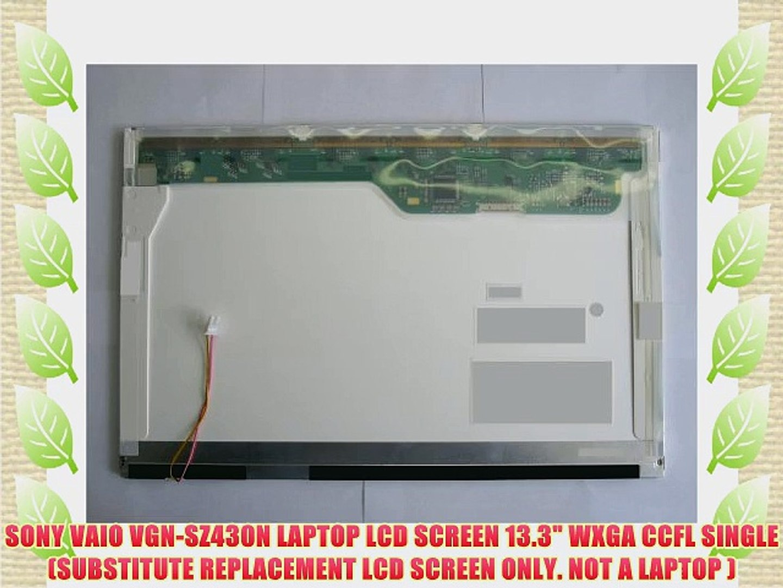 "SONY VAIO PCG-5G3L LAPTOP LCD Screen 14.1/"" WXGA CCFL"