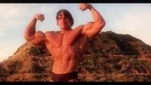 Arnold Schwarzenegger Bodybuilding Training   No Pain No Gain 2013 HD