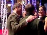 Sherlock Holmes: Gioco di Ombre - Robert Downey Jr. e Guy Ritchie alla presentazione del film Roma