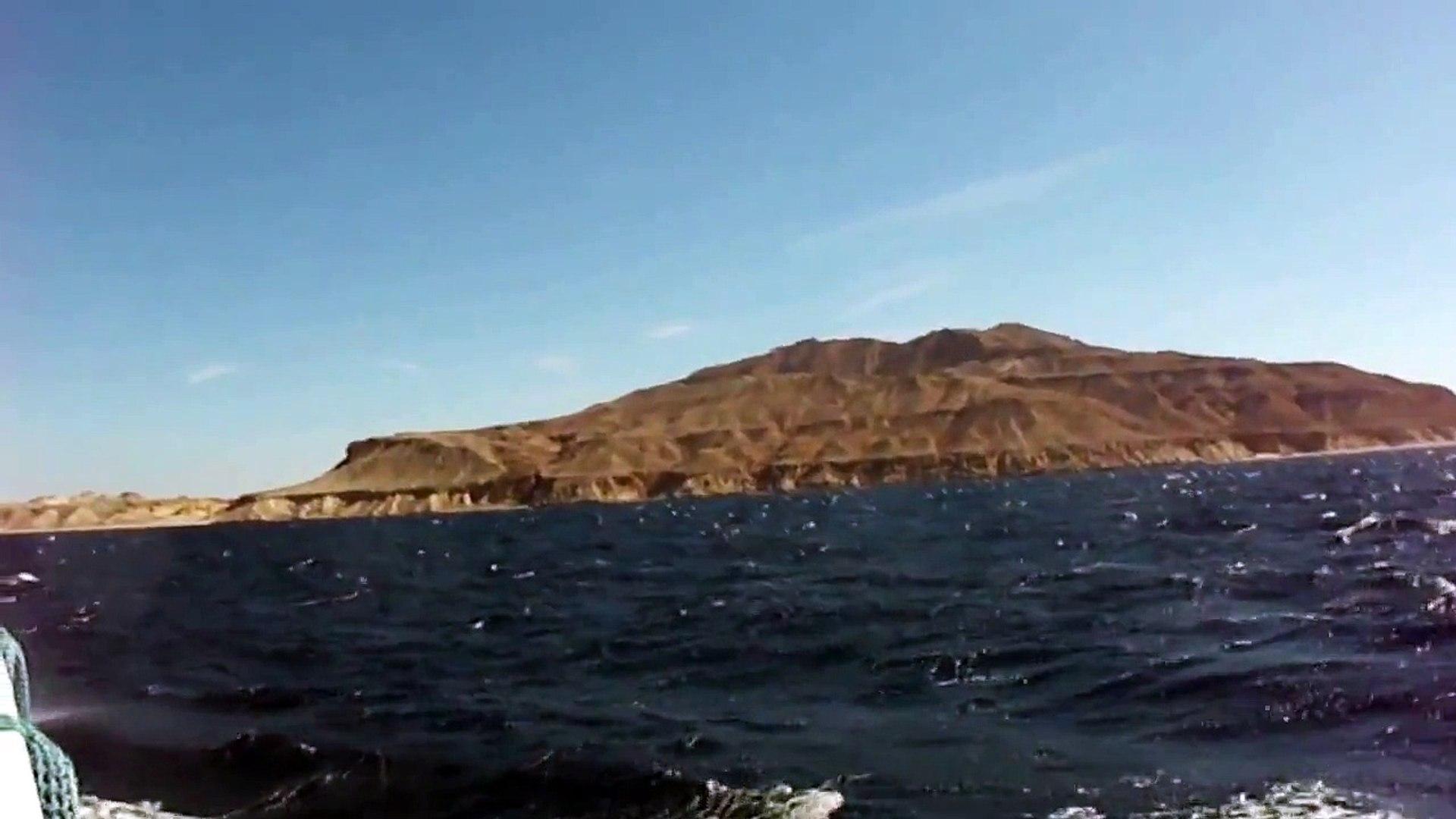 Остров Тиран (Египет)
