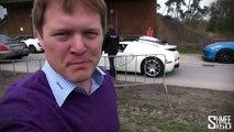 Bugatti Veyron vs Bugatti Veyron - Drag Race at Spring Event 2014