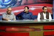 Shaukat Basra Calls Khawaja Asif As Khawaja Sara (Khusra) in Live Show