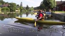 Balade en canoë-kayak en Suisse Normande
