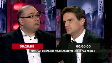 E21 - L'Équipe du soir - Extrait : 4M d'euros pour Lacazette, c'est assez ?