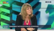 Le financement participatif pour les éco-entreprises: Alexis Loubère et Carole Tawema (5/5) – 21/06