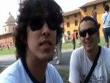 Viagem de Mochilão/Turismo a Torre de Pisa - Itália - Europa