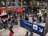 TGV la Gare de Paris-Montparnasse