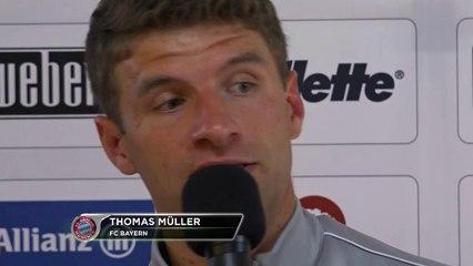 Muller liczy na czwarty z rzędu tytuł mistrza Niemiec