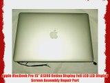 Apple MacBook Pro 15 A1398 Retina Display Full LCD LED Display Screen Assembly Repair Part