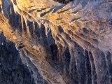 L'érosion par la gravité des roches