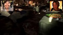 MI NOVIA LA MATA SOMBRA | Resident Evil 6 - JuegaGerman | Con mi novia