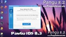 Télécharger Evasion gratuit complètes iOS 8 3 Untethered Jailbreak outil pour iPhone6 iPad Air   iPad Air 2 iPad Air   iPad Air 2s iPad Air   iPad Air 2c iPad 4 3 2