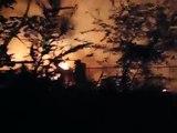 Keele Wilson fire (30 meters away) Toronto