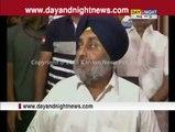 Deputy CM Sukhbir Singh Badal's reaction on Sushma Swaraj