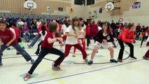 """Japanese Folk Dance """"Nanchu Soran Bushi"""""""