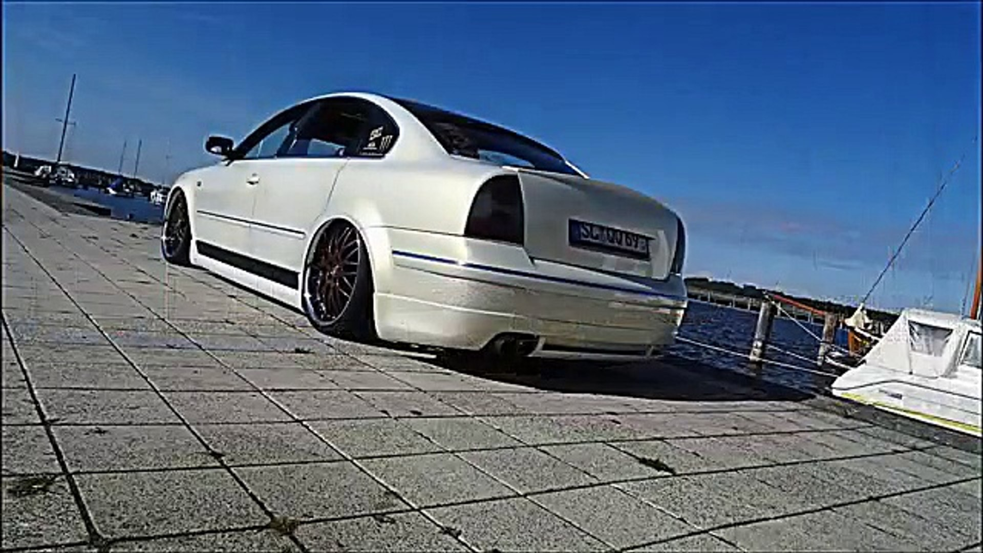 Car Show Vw Passat 3bg N S R Tuning Oem Airride Video Dailymotion