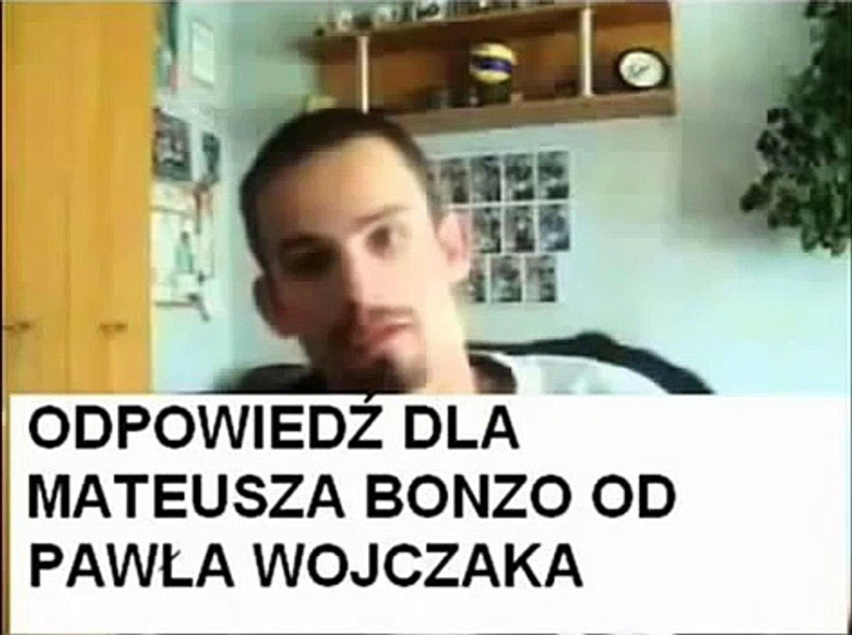 Odpowiedź dla Mateusza Bonzo #3 [Paweł Wojczak]