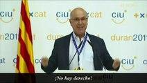 Duran i LLeida critica a los agricultores de España
