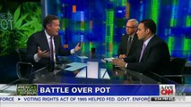 Dr. Kevin Sabet and Dr. Drew Pinsky on CNN with Piers Morgan