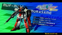 [PCSX2] Mobile Suit Gundam Seed Destiny (Mission Mode) Legend Gundam First Launch