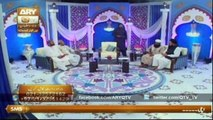 NAIMAT-E-IFTAR (LIVE FROM KHI)Part2 20 June 2015
