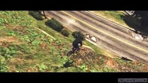 INSANE GTA 5 STUNTS & EPIC GTA 5 STUNT MONTAGE | CrypticStunting (GTA V)