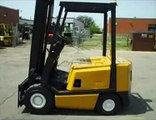 Yale (A875) GDP 040 RG, GDP 050 RG Forklift Parts Manual